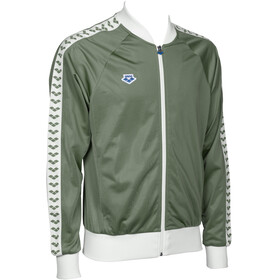 arena Relax IV Team Jacket Herren army-white-army